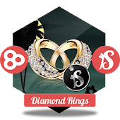 Diamond Rings GO Launcher
