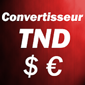 Convertisseur dinar Tun TND