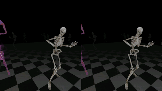 VR Dance Club- screenshot thumbnail