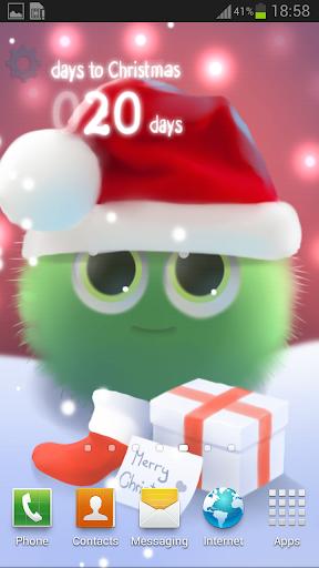 Fluffy Chu Live Wallpaper 1.4.4 screenshots 1