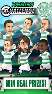 Celtic FC Powershot Challenge- screenshot thumbnail