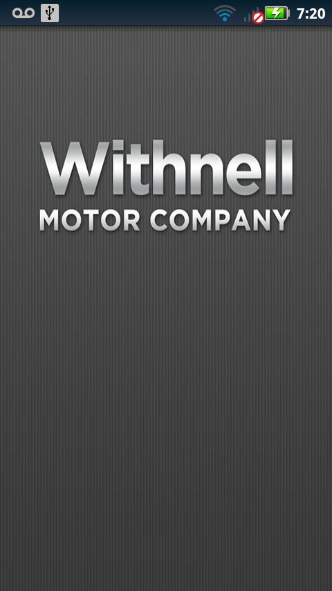 Withnell Motor Company- screenshot