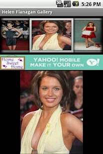 Helen Flanagan Gallery - screenshot thumbnail