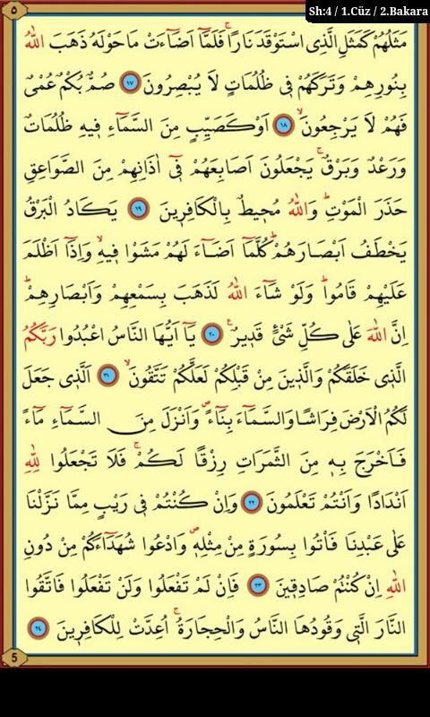 Quran Droid- screenshot