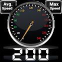 Hybird Speedometer icon