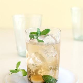 Ginger-Mint Margarita.