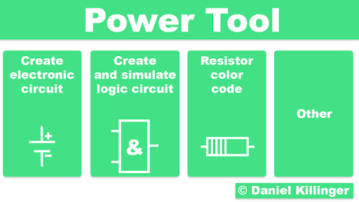 Power Tool Electronic Suite