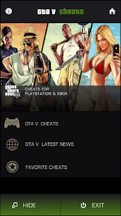 GTA V Cheats News