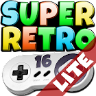 SuperRetro16 Lite (SNES) icon