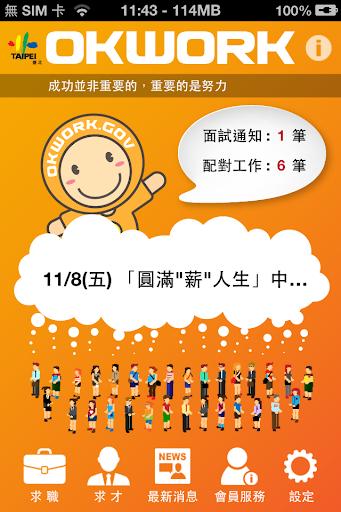 台北人力銀行