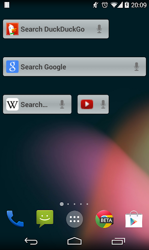 Simple Web Search