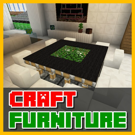 Craft Minecraft Furniture 書籍 App LOGO-APP試玩