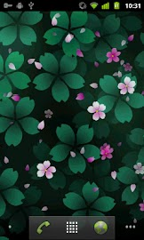 Sakura Falling Live Wallpaper Screenshot 3