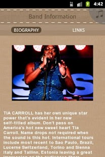 Tia Carroll - screenshot thumbnail