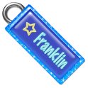 Franklin Name Tag logo