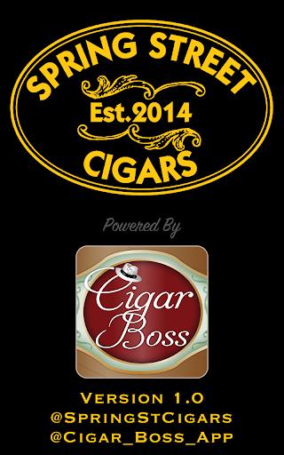 Spring Street Cigars
