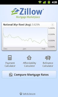 Mortgage Calculator and Rates - screenshot thumbnail