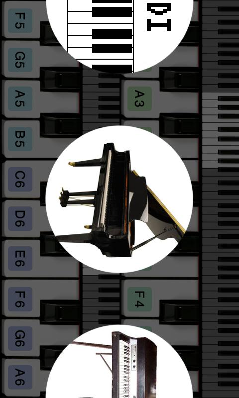 Piano For You- screenshot