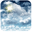 Beautiful clouds wallpapers icon