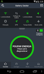 Battery Doctor(Battery Saver): miniatura da captura de tela