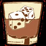 Drinking Game - Three Man Dice
