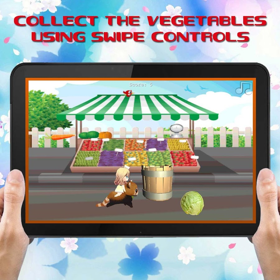 vegetable games for kids android apps on google play
