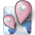 My Checkin Places Pro logo