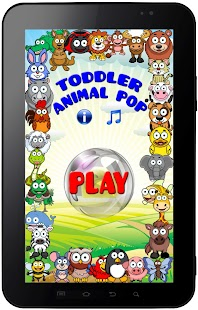 Toddler Animal Pop - screenshot thumbnail
