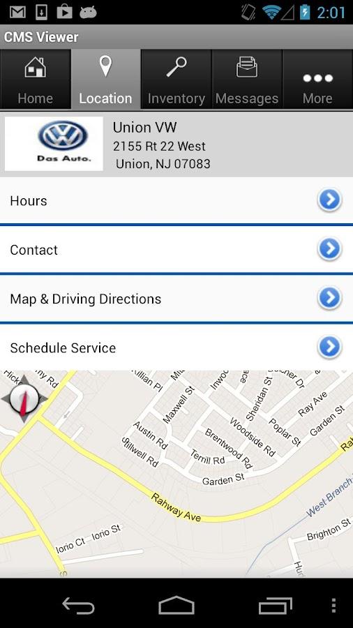 Union Volkswagen - screenshot