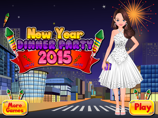 New Year Dinner Party 2015 Apk Download 1