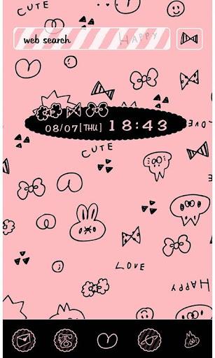 Cute Theme-Cute, Happy, Love- 1.0 Windows u7528 1