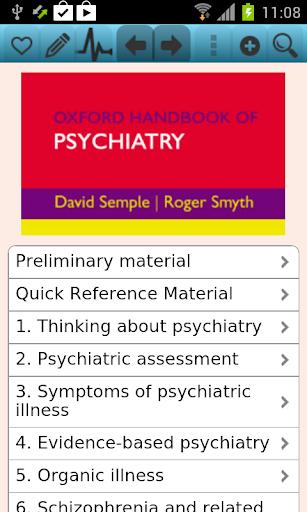 Oxford Handbook Psychiatry 3e