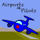 Airports 4 Pilots icon