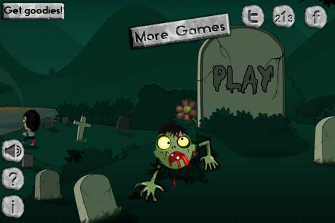 Brainbots vs Zombies - screenshot