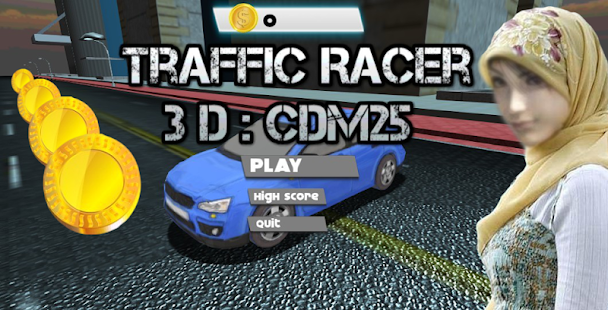 Traffic Racer 3D CDM25