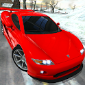 Cold Hard Drift Rally icon
