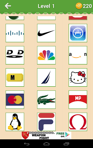Guess The Brand - Logo Mania  screenshots 14