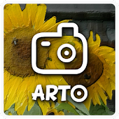Arto: oil painting