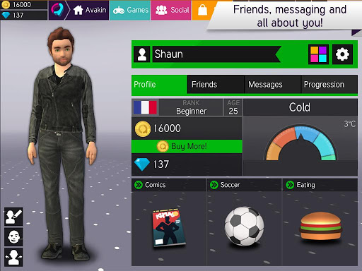 Avakin - 3D Avatar Creator 2.003.005 screenshots 5