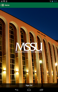MSSU Mobile - screenshot thumbnail