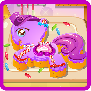 Pony Cake Maker for PC and MAC