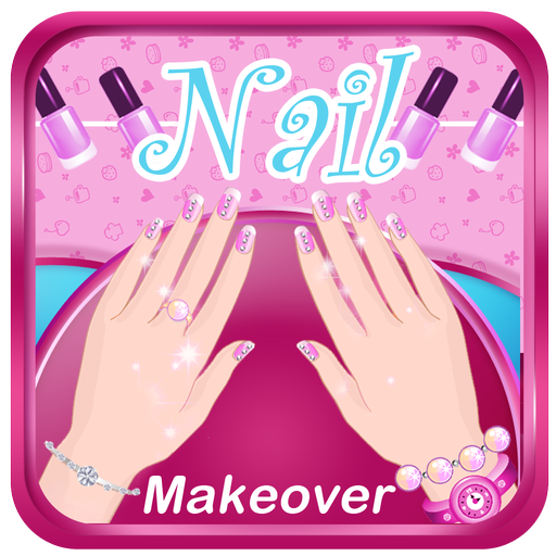 Download nail salon games for girls for pc for A nail salon game