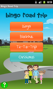 Bingo Road Trip - screenshot thumbnail