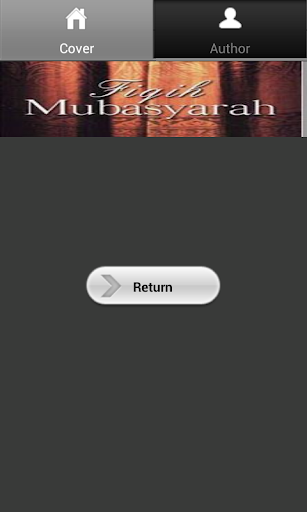 Fiqih Mubasyarah