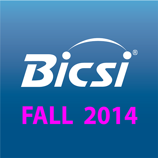 BICSI Fall 2014 1.00 LOGO-APP點子
