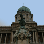 Buda Royal Palace of Budapest