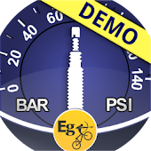 Bicycle Tire Pressure Demo