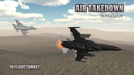 Total Takedown Flight Sim 3D