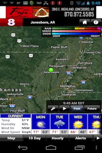 KAIT Region8 StormTeam Weather - screenshot thumbnail
