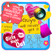 Cute Stickers for Girls